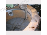 CYLINDER COVER STAGE OF MACHINE'S TREATMENT